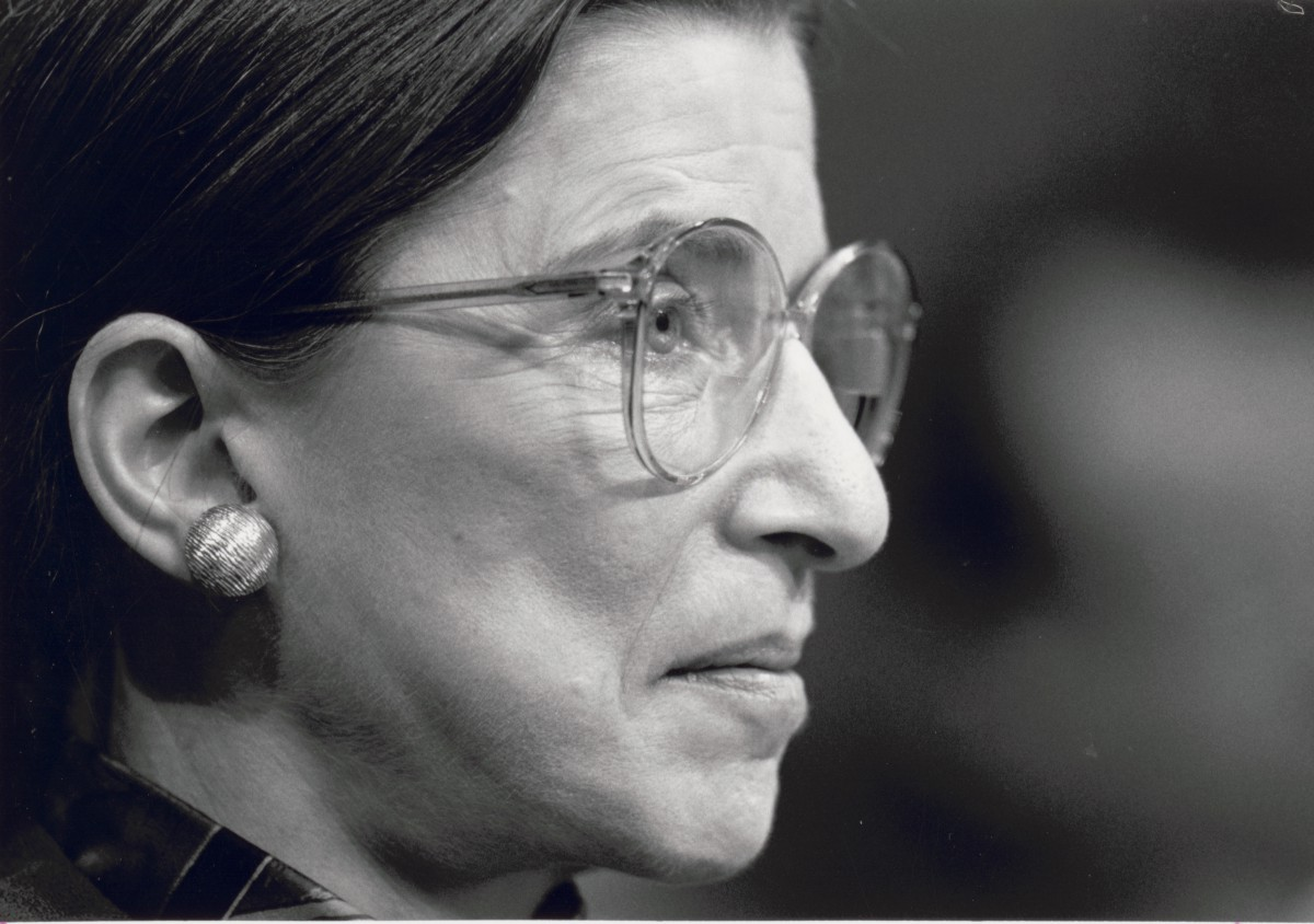 What Ruth Bader Ginsburg Taught Us as We Documented Her Life's Story
