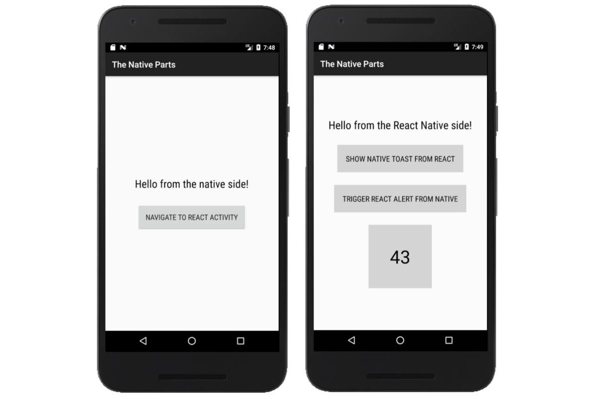 React Native: The native parts (Android edition) - Netcetera
