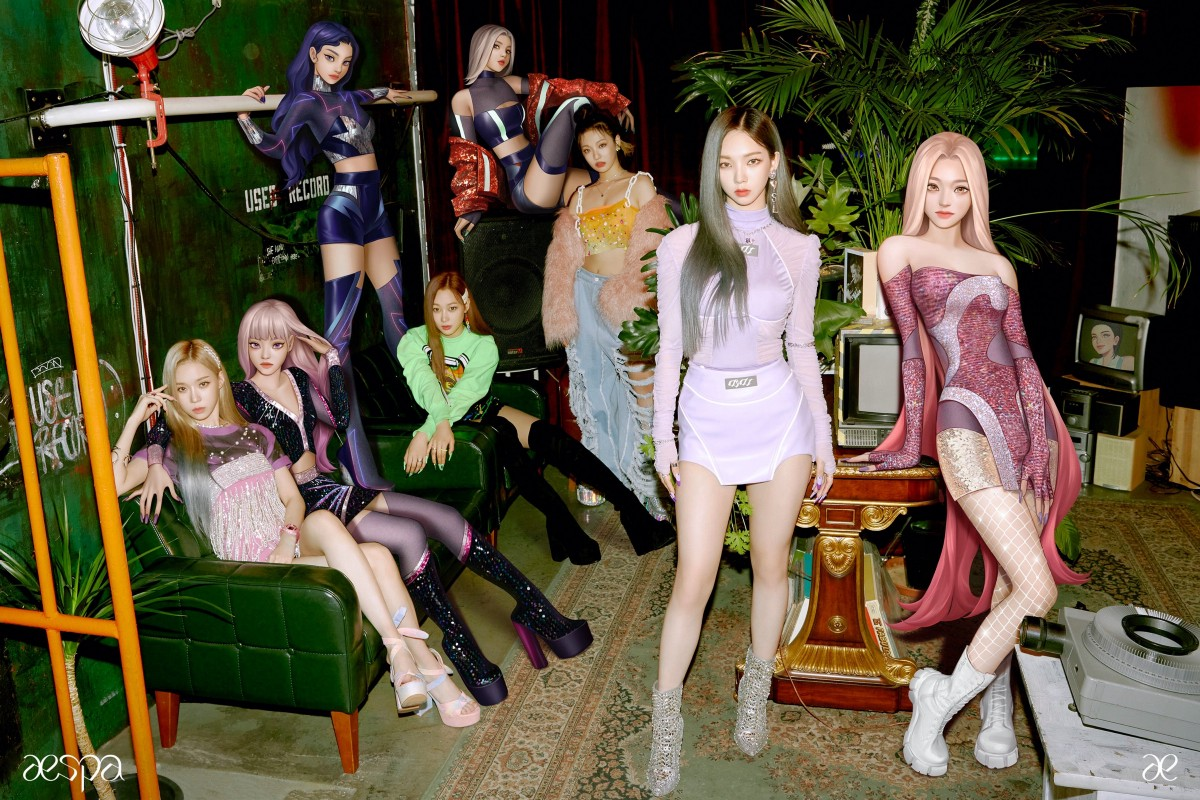 Blurring the lines: A mixed reality K-pop girl group   by Tiffany Tay    BloomrSG   Medium