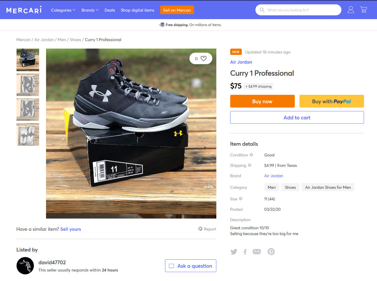 Using Machine Learning to Predict Price of Product on Mercari