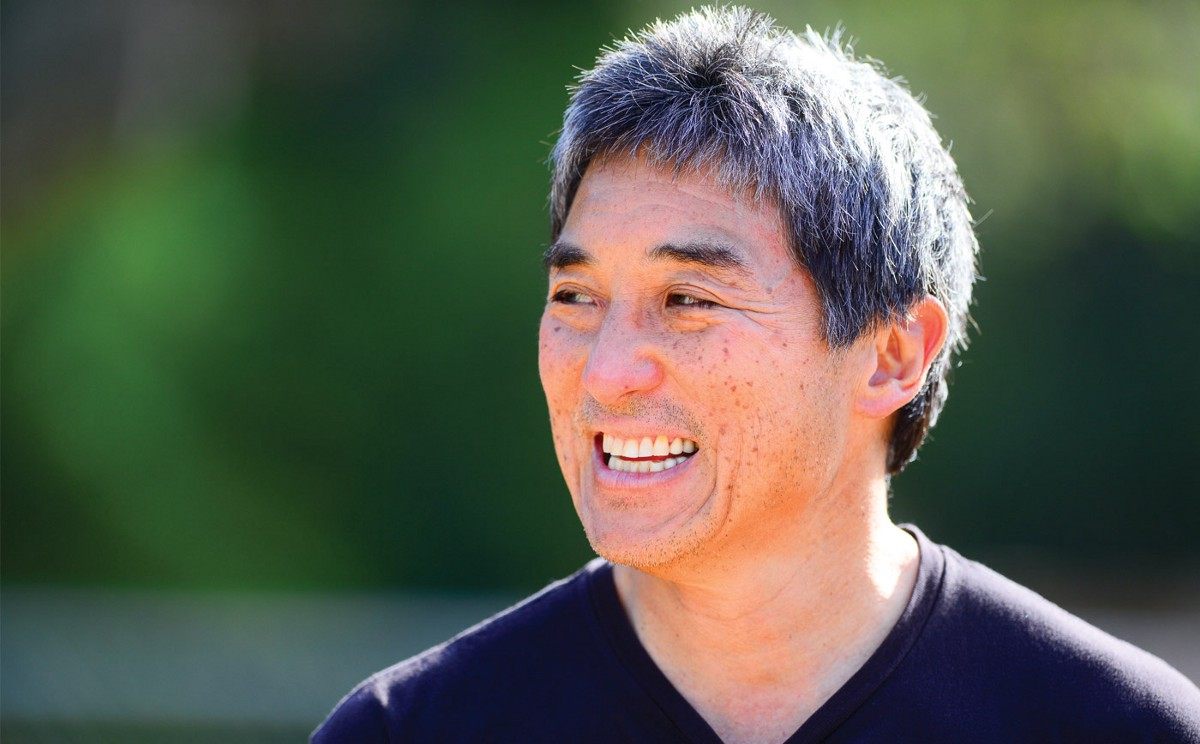 What Happens When Guy Kawasaki Shares Your Content?