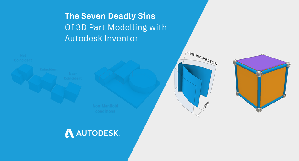 The Seven Deadly Sins of Inventor Part modelling' on the
