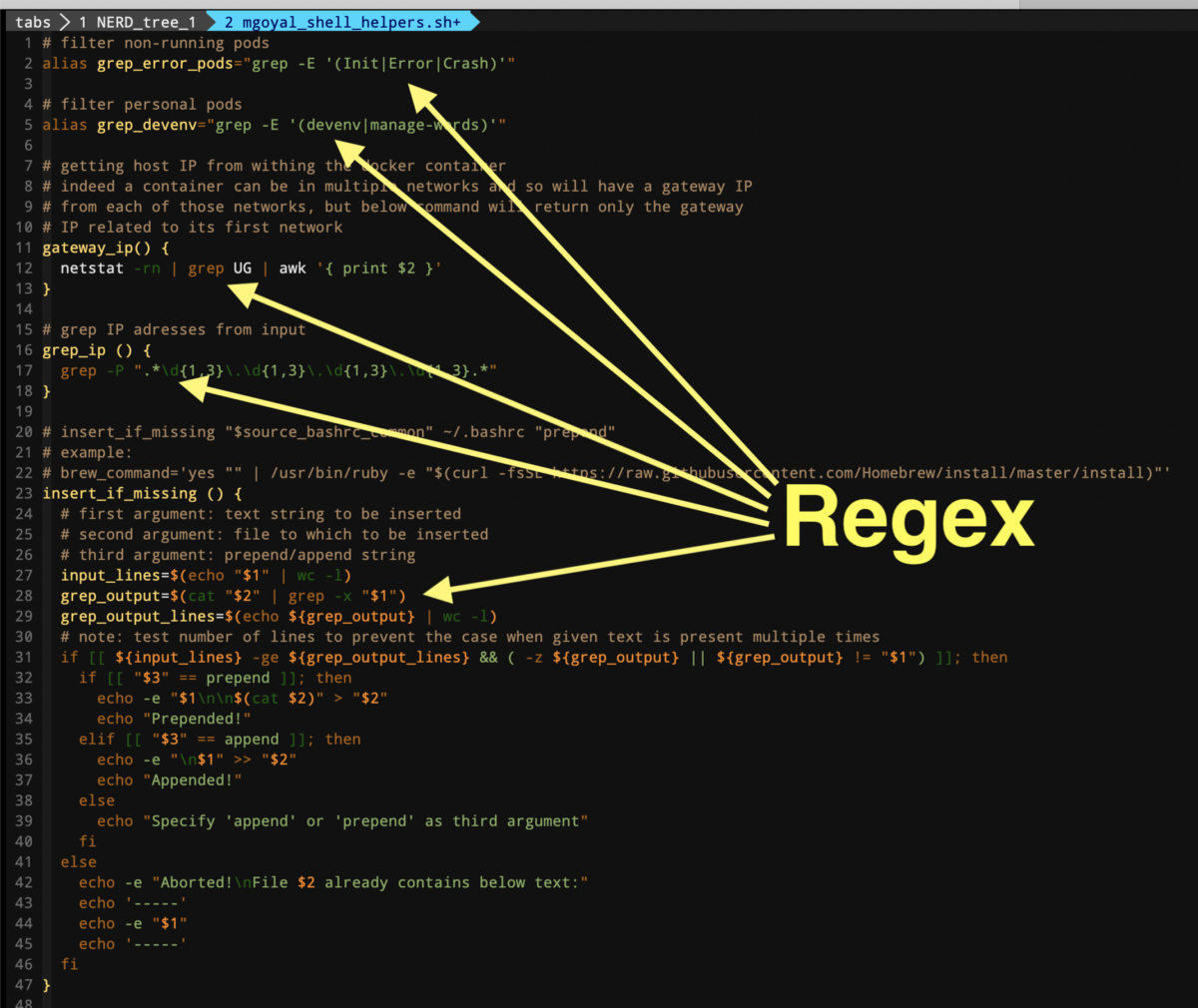 Regex (Regular Expressions) Demystified | by Munish Goyal | The Startup |  Aug, 2020 | Medium