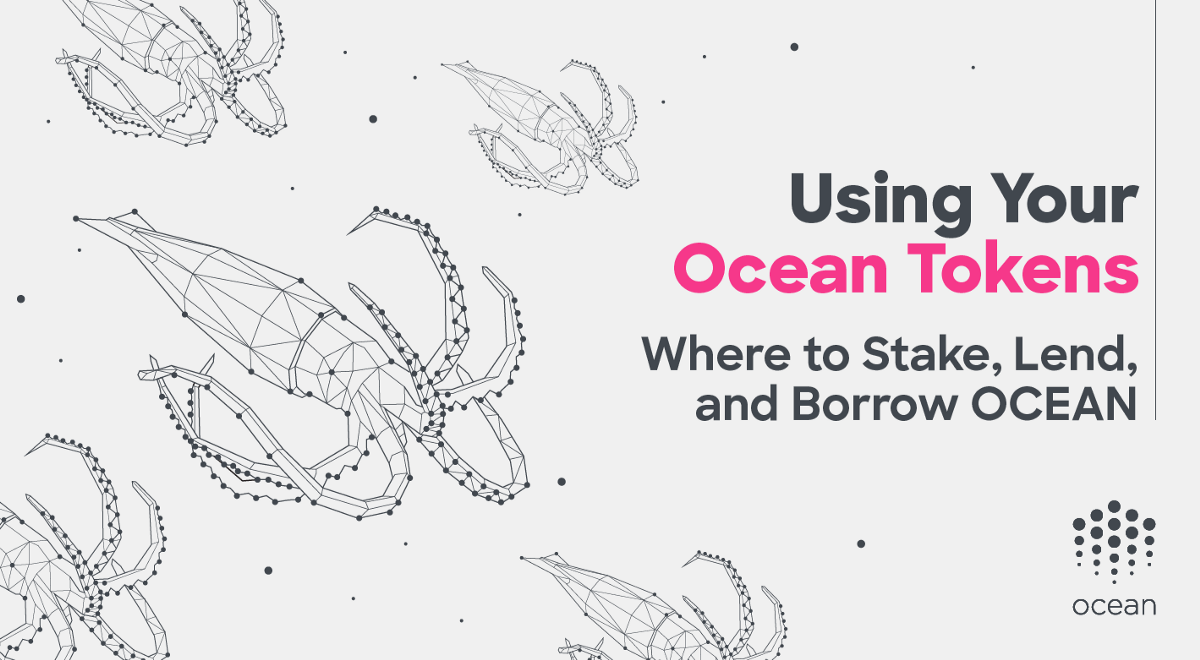 Where to Stake your OCEAN