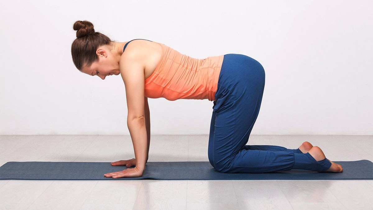 Top 10 Simple Yoga Poses That Relief from Back Pain