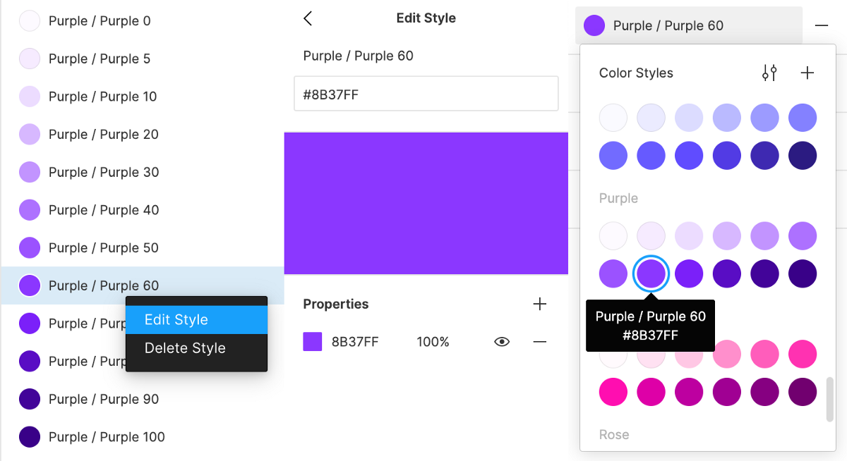 Building a Design Systems Library with Figma & Scripter