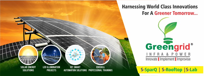 Solar Installation courses in Nagpur by Greengrid Infra and Power