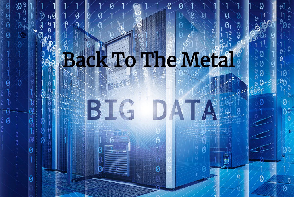 Back to the metal: Top 3 Programming language to develop Big Data