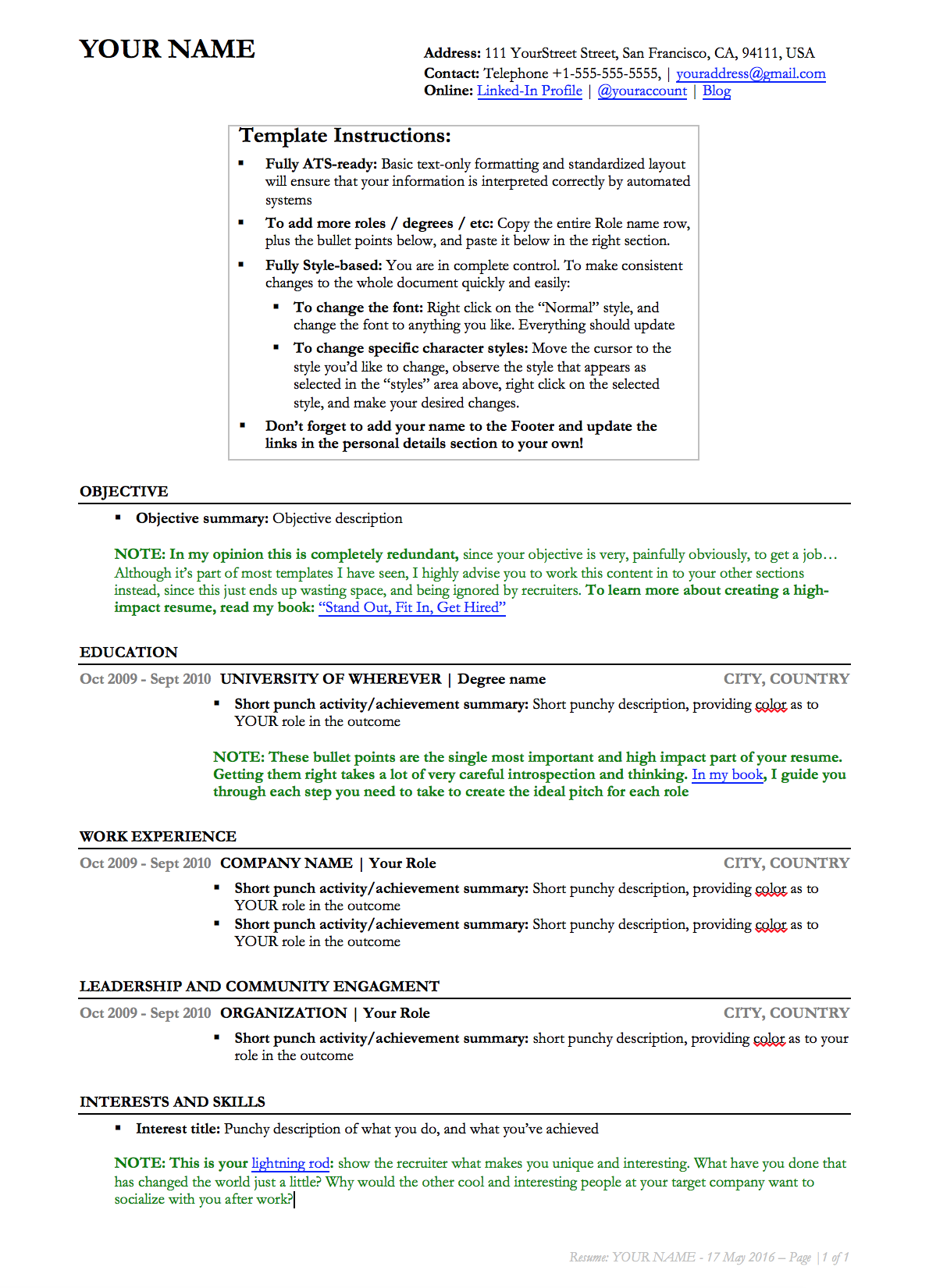 Resume Synonyms For Assist - Best Resume Examples