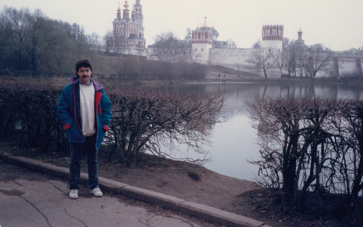 How Learning Russian Led to My Amazing Career in High Tech