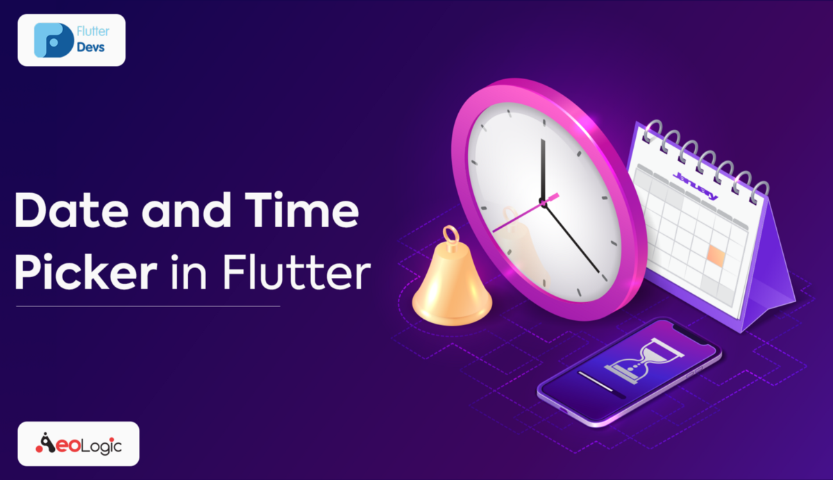 Date and Time Picker In Flutter