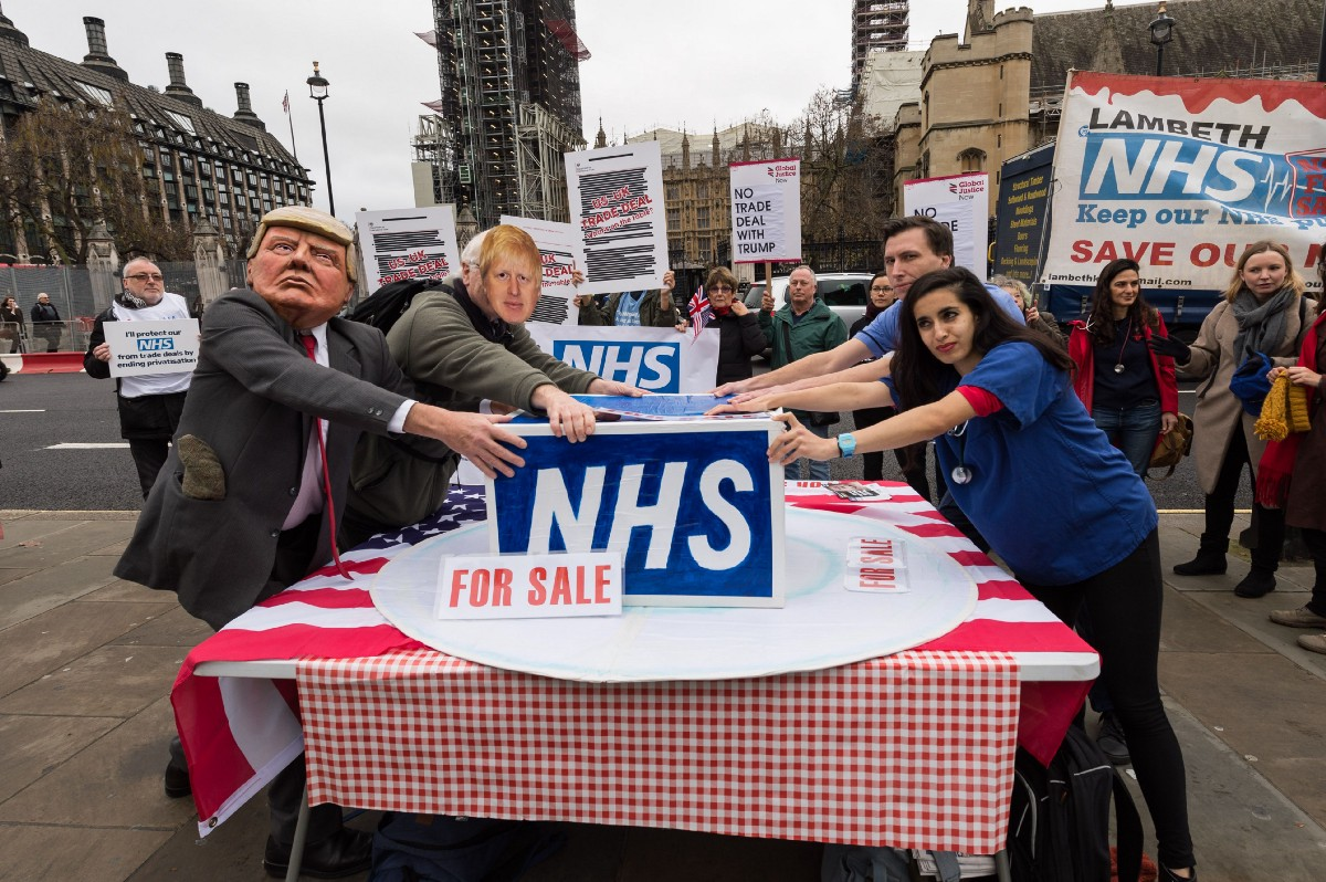 Why the (True) Price of Brexit Will be the NHS