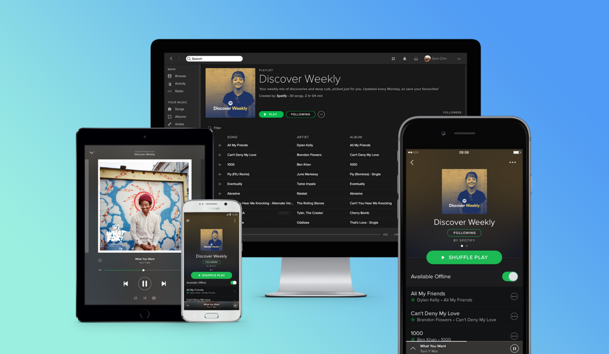 Spotify and feelings: a reflection on product design
