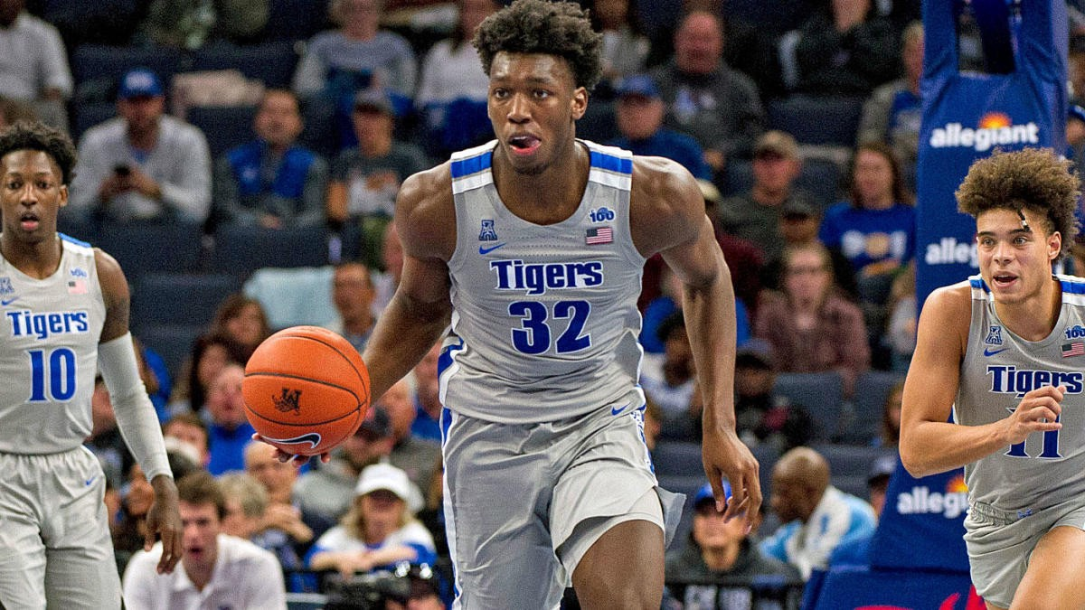Nba Games 2020.Is Memphis S James Wiseman Really Worth The 1 Nba Draft Pick