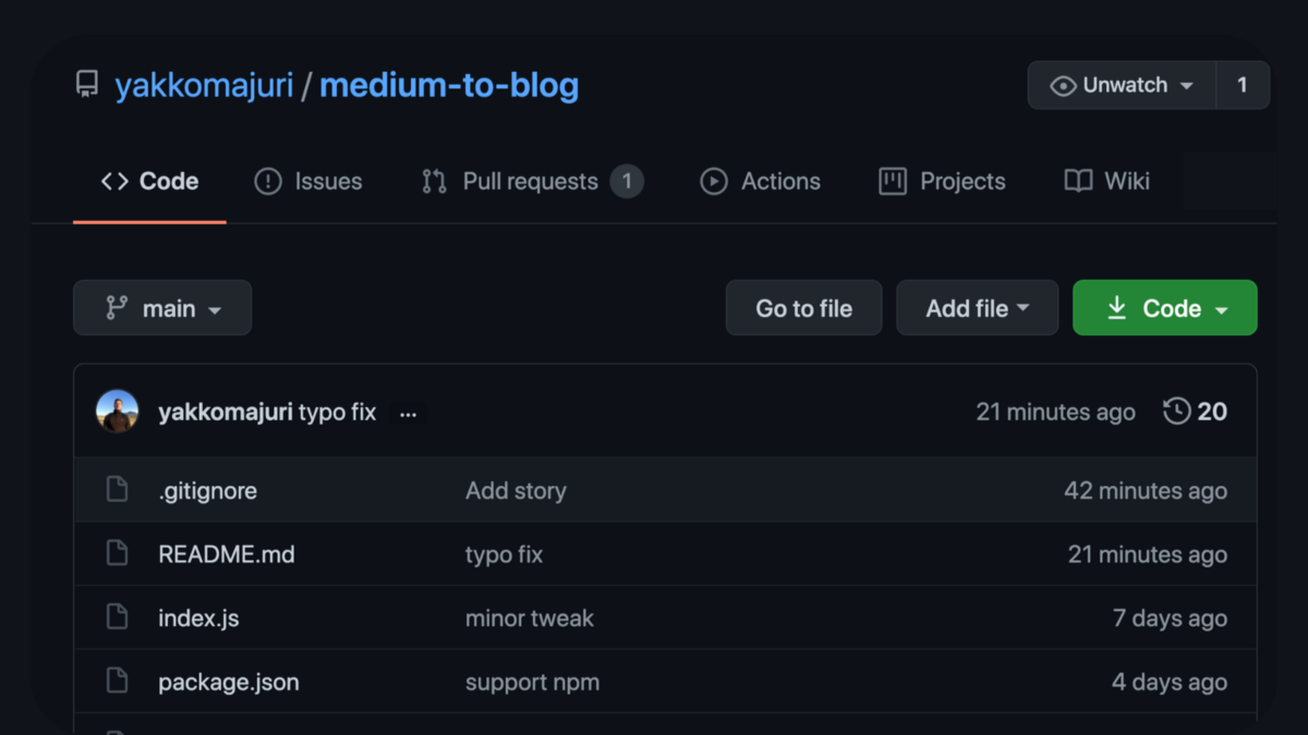 How to Convert All Your Medium Posts To A Gatsby Blog in 5 Minutes