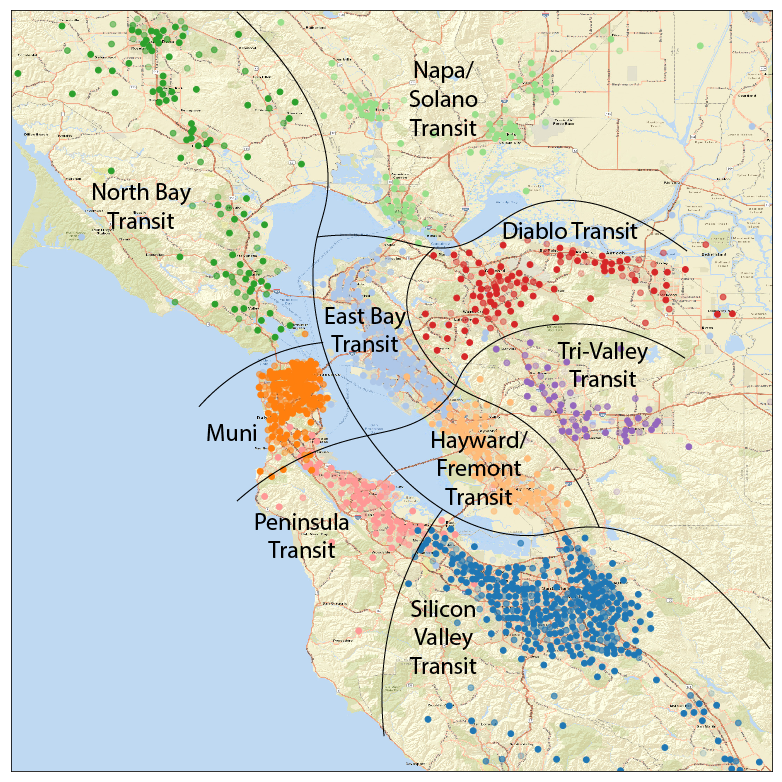 How does the Bay Area Commute? - Towards Data Science Sf Census Tract Map on sf real estate map, sf building map, sf city map, sf county map, sf hospital map, sf property map, sf general map, sf weather map, sf art map, sf state map, sf crime map, sf transportation map,
