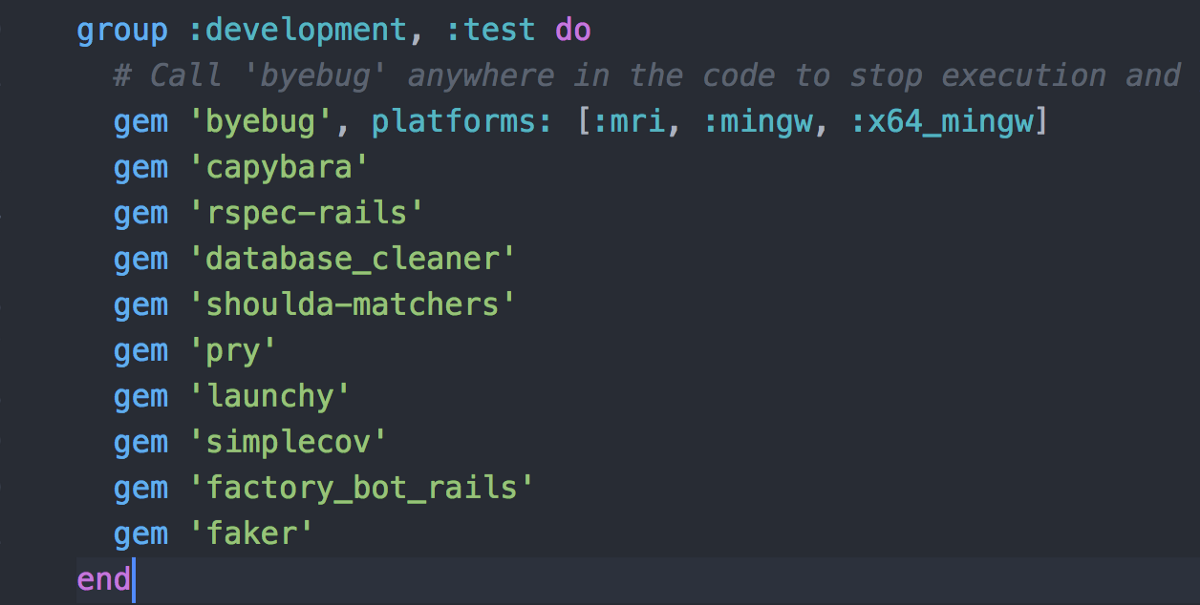 Setting Up Your First Rails Project - Dylan Meskis - Medium