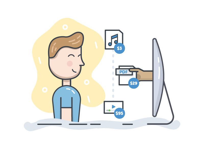 Sell more digital products: a step-by-step guide | by Podia | Podia