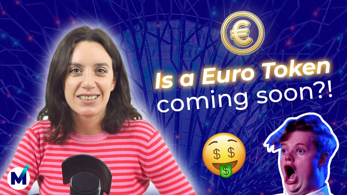 MXC Co-Founder Aaron Wagener will be joining a EU panel to discuss the future of a Euro Token