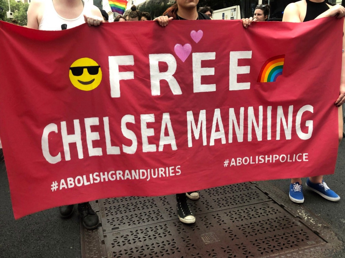 Chelsea's Message of Solidarity on the 50th Anniversary of Stonewall