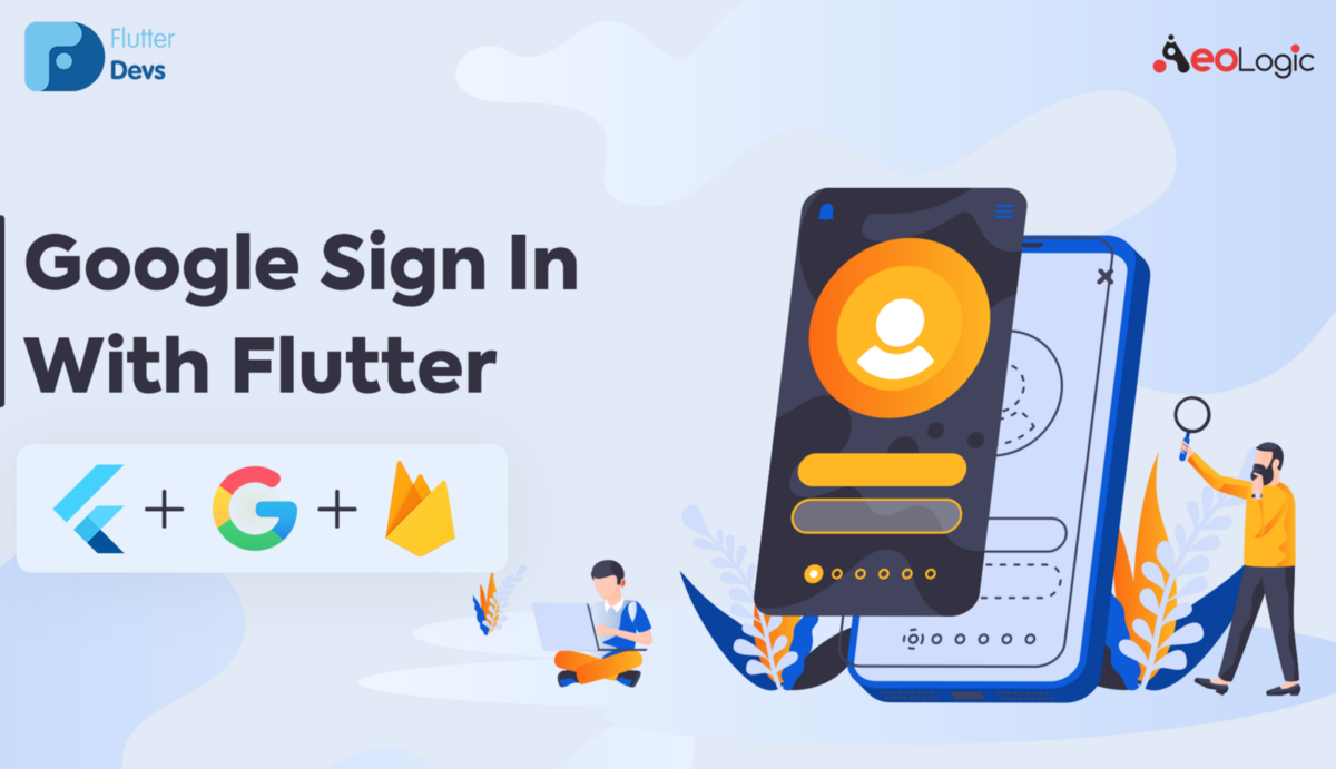Google Sign In With Flutter