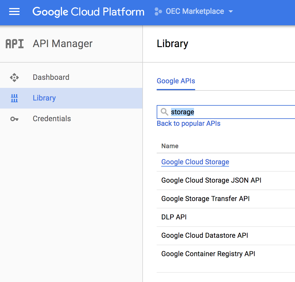 Uploading to Google Cloud Storage from Node js - Datawheel Blog