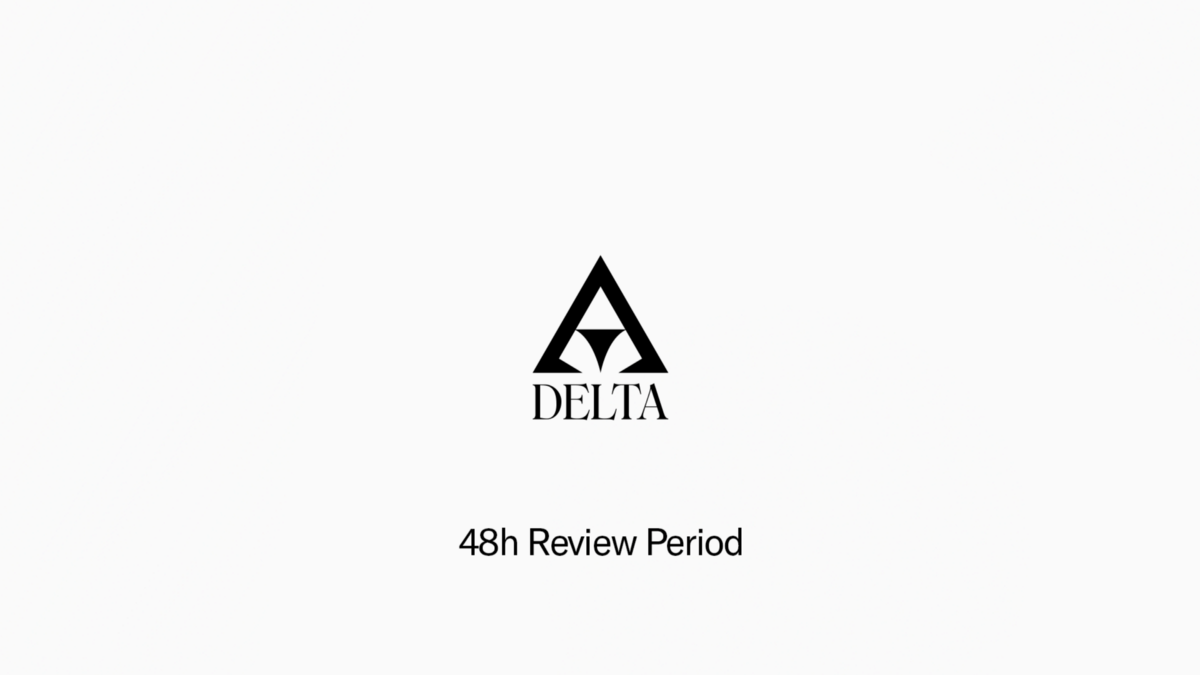 Delta: 48h Review Period