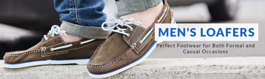 Mens Loafers are Perfect Footwears for