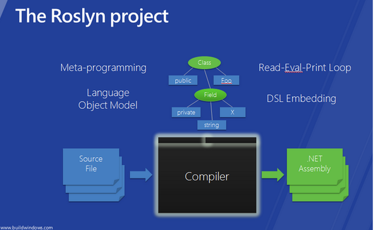 """Replace CodeDom with Roslyn but """"bin\roslyn\csc exe not found!"""""""