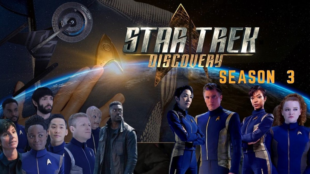 Get Watch Star Trek Discovery Season 1 Online Free  Wallpapers