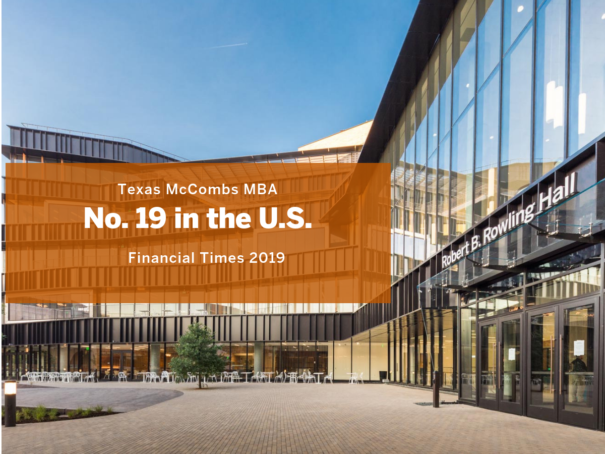 Top Rankings For Texas Mccombs In
