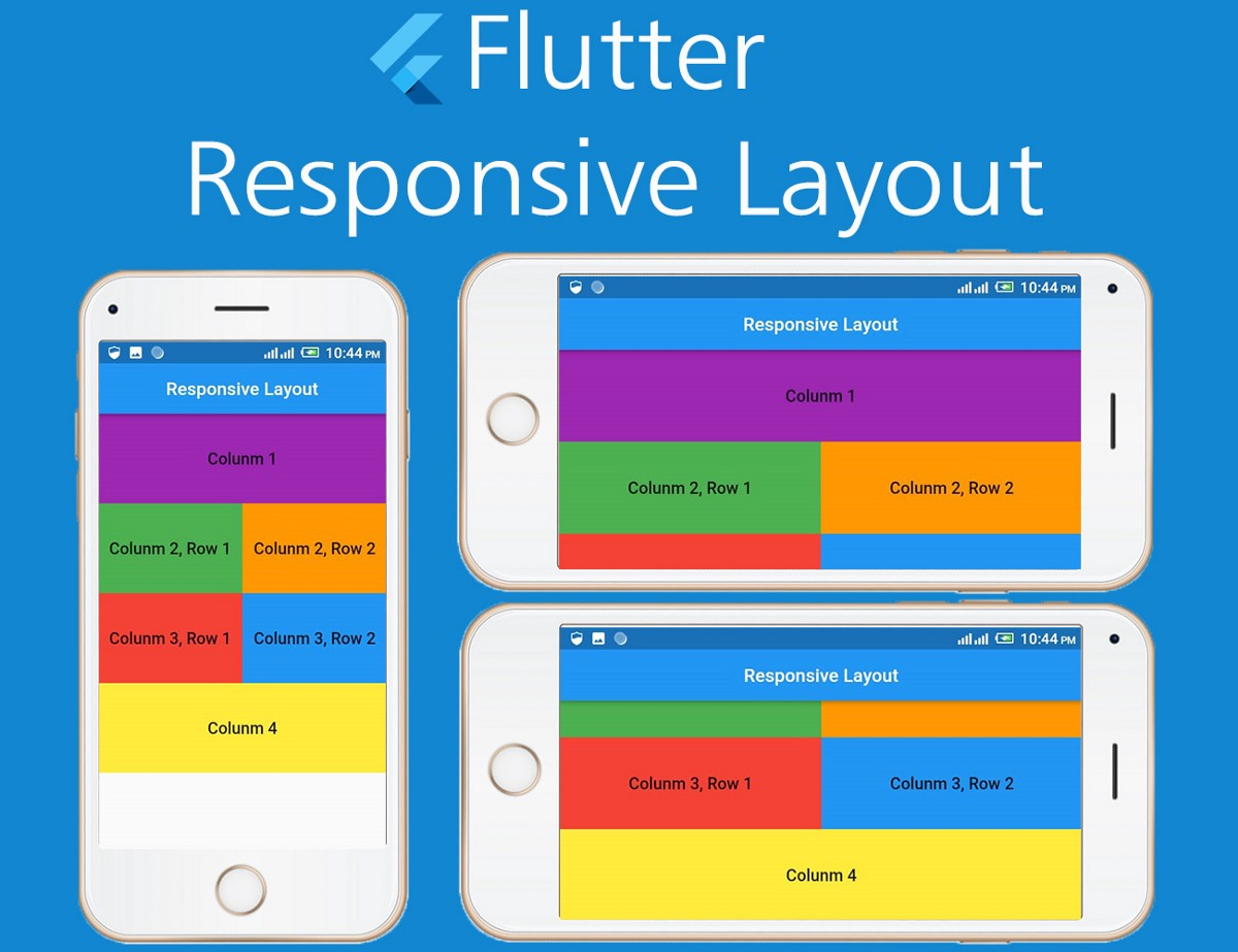 Build Your Responsive Flutter Layout like A Pro