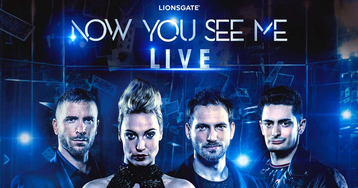 Now You See Me Streaming
