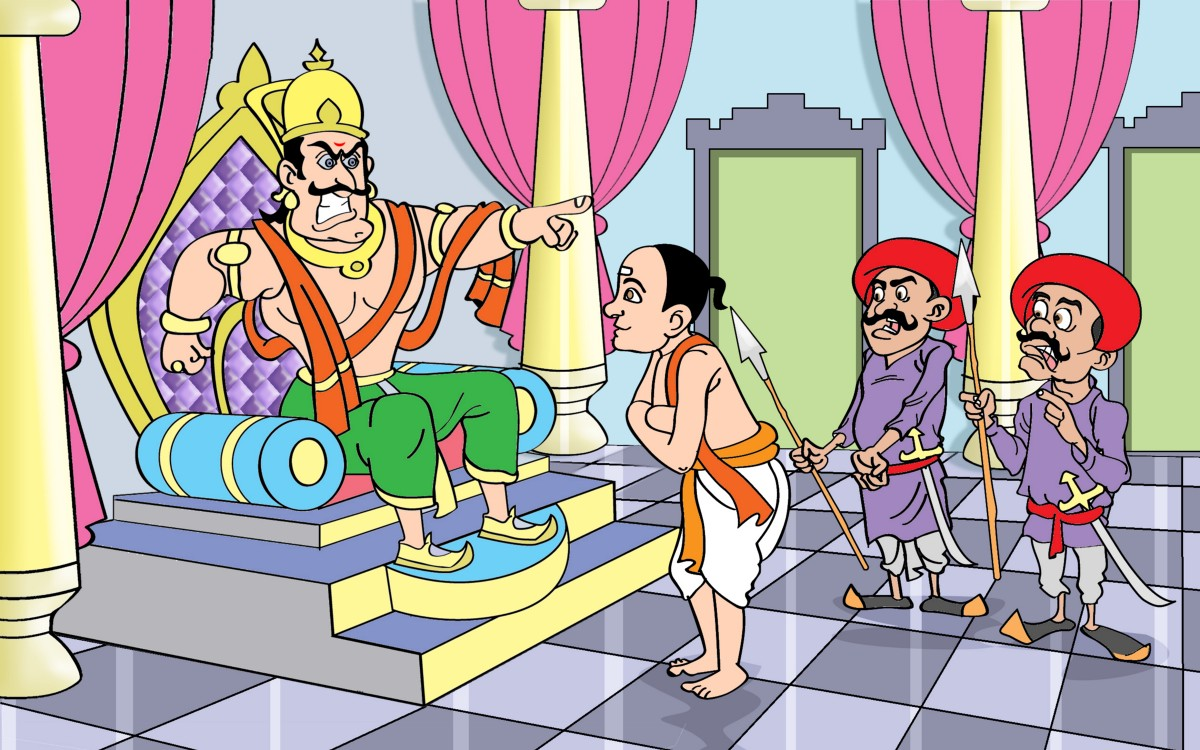 Tenali Tales: Reward & Punishment - Katha Kids
