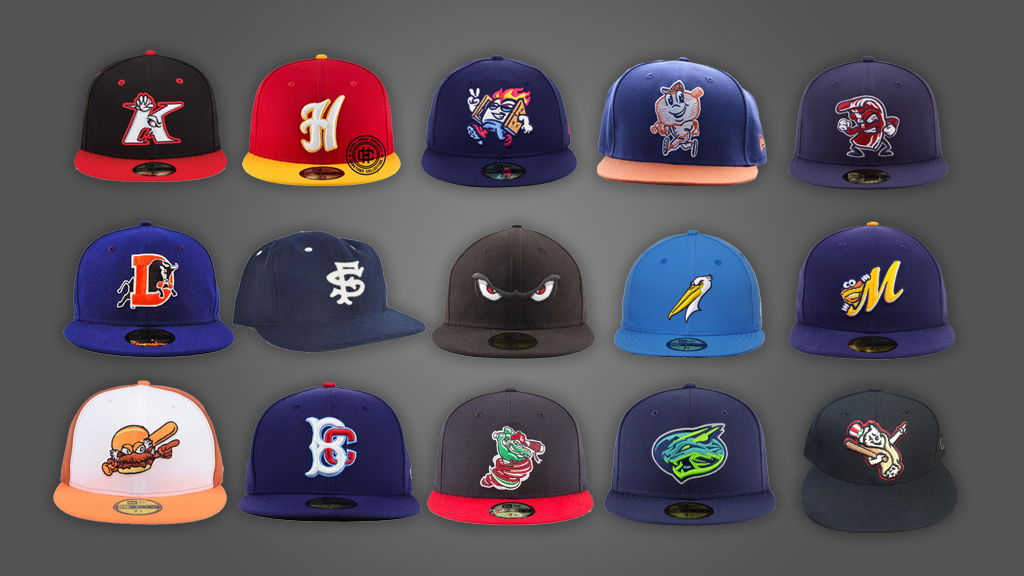 a58d5ad0784171 Whether you're at Disneyland in Southern California or a grocery story in  New York City, Minor League Baseball hats are everywhere.