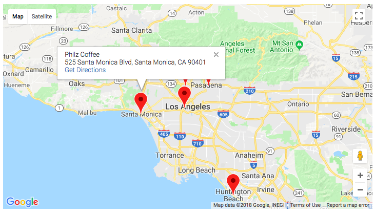 Integrating Google Maps API for Multiple Locations ... on
