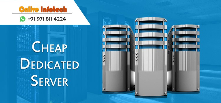 Onlive Infotech — Cheap Dedicated Server plan is Effectively
