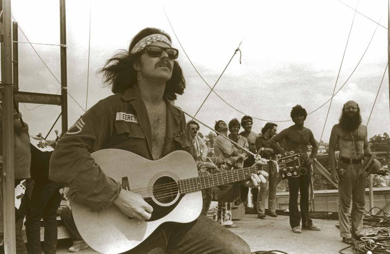 Music Used as a Social Expression during the Vietnam War