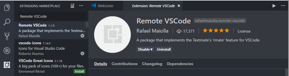 vscode remote workspace tutorial