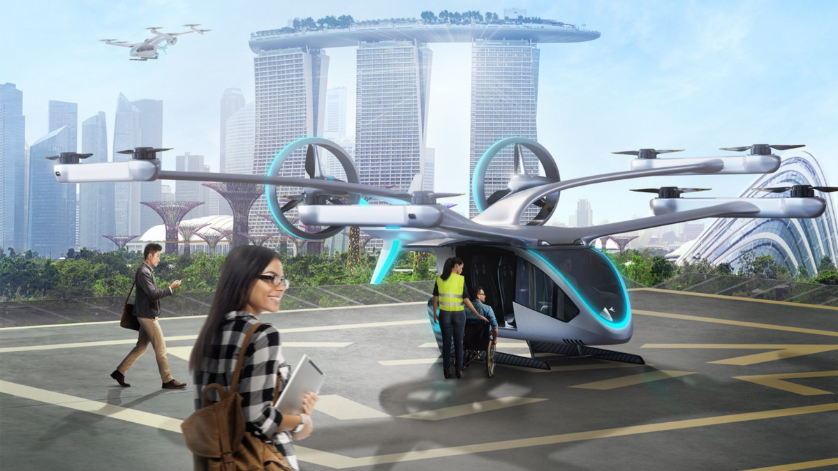 The UX of flying cars: lessons on designing the future
