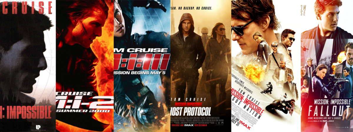 Mission: Impossible Filme