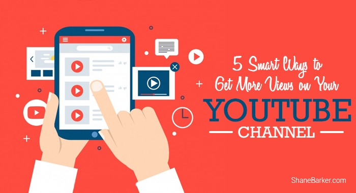 5 Smart Ways to Get More Views on Your YouTube Channel