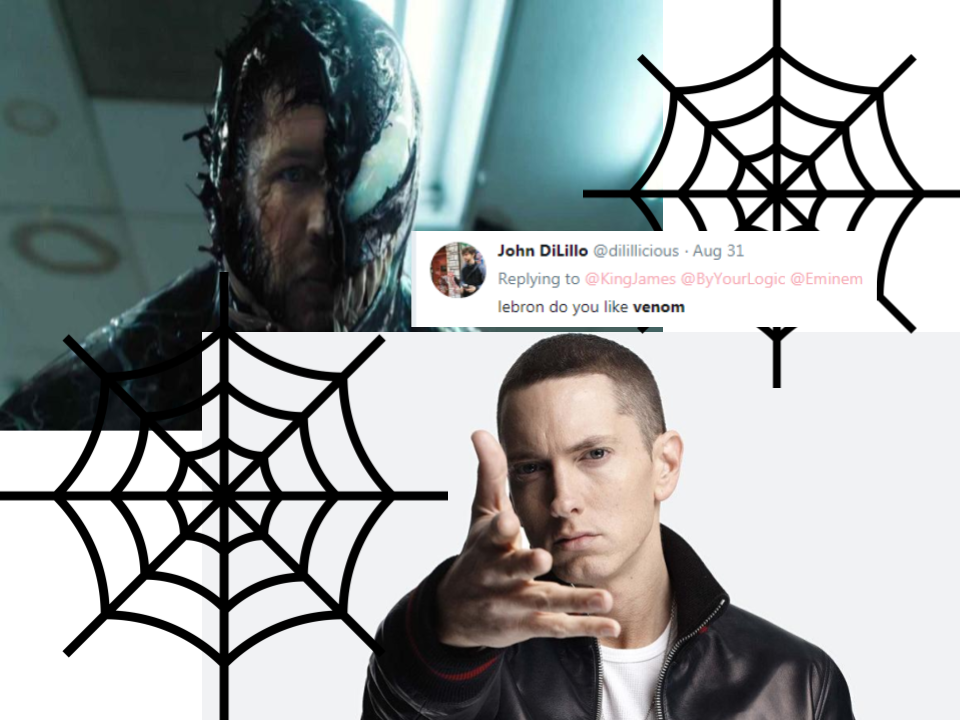 Local Views: An Acknowledgement Of Eminem's 'Venom' Song