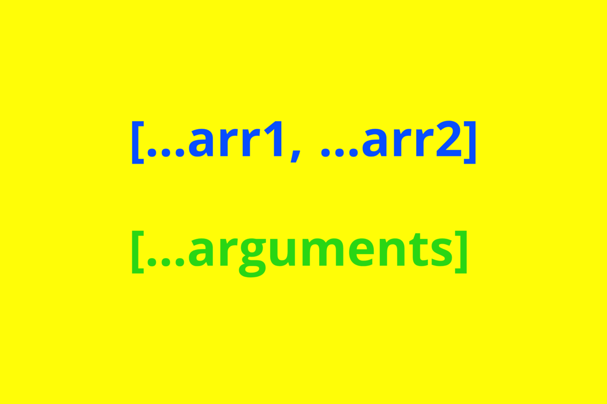 10 Powerful Uses of Spread Syntax(…) That You'll Love