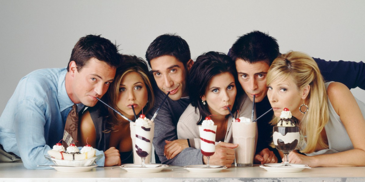 The Funniest Friend in FRIENDS [Solved]