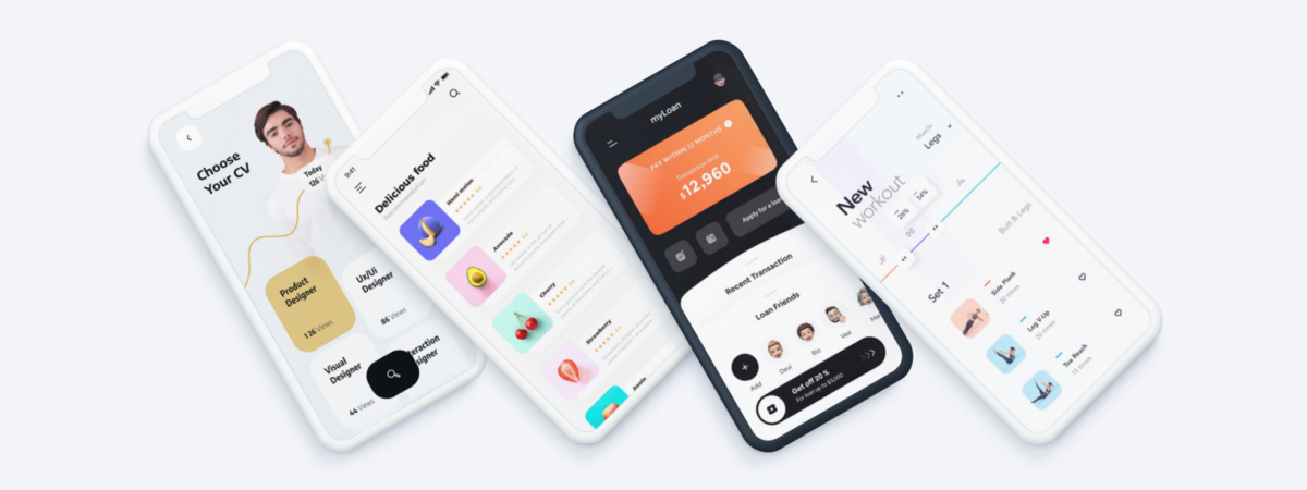 Top 5 Mobile Interaction Designs of May 2021