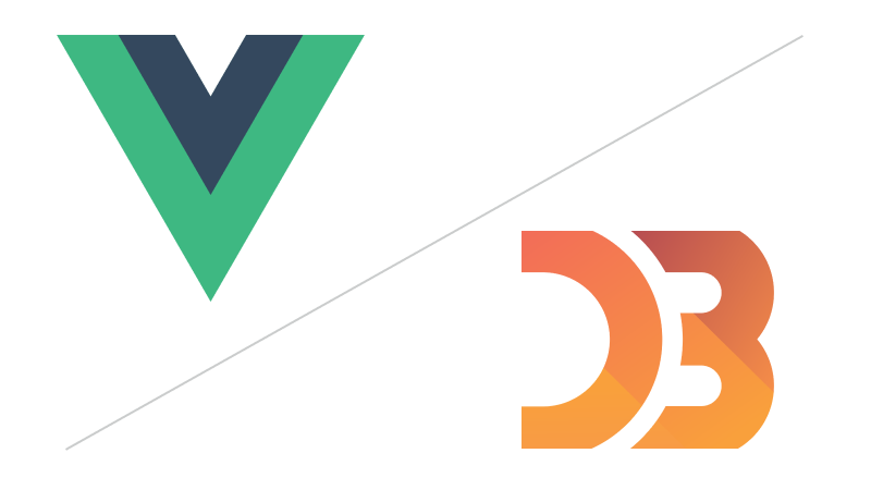 D3 js and Vue JS - Level Up Coding