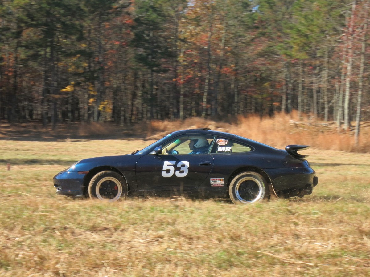 SCCA RallyCross for Autocrossers - Jim Rowland - Medium