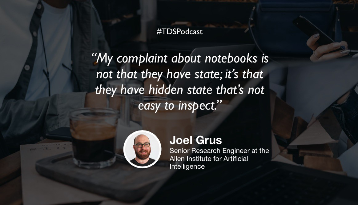 The case against the jupyter notebook