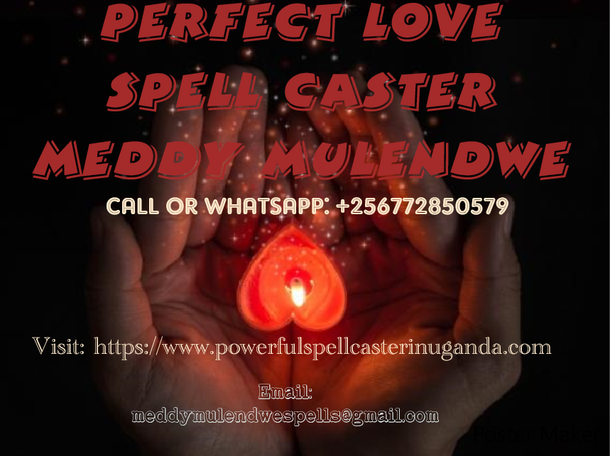 The Powerful Lost Love Spell Caster, +256772850579 in Uganda